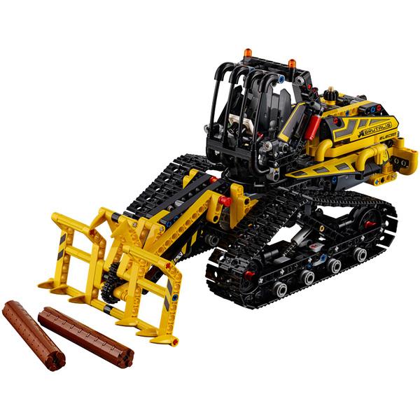 42094-LEGO® Technic La chargeuse sur chenilles