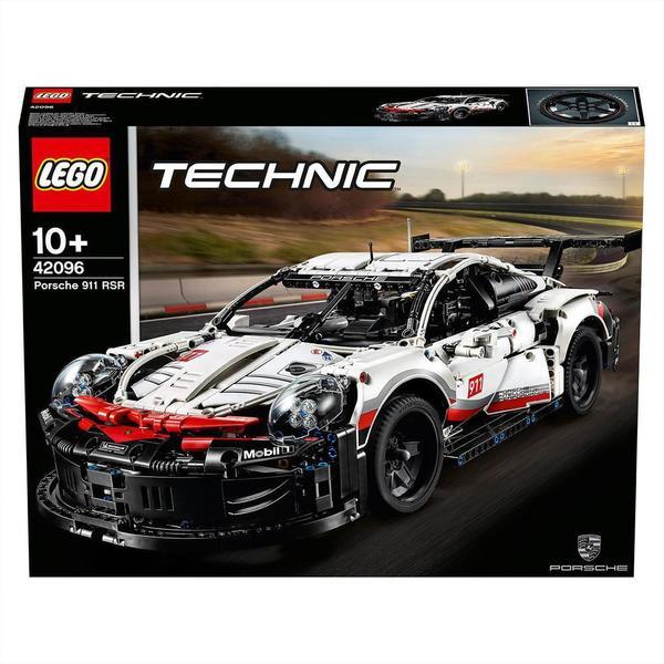42096 lego technic porsche 911 rsr lego king jouet. Black Bedroom Furniture Sets. Home Design Ideas