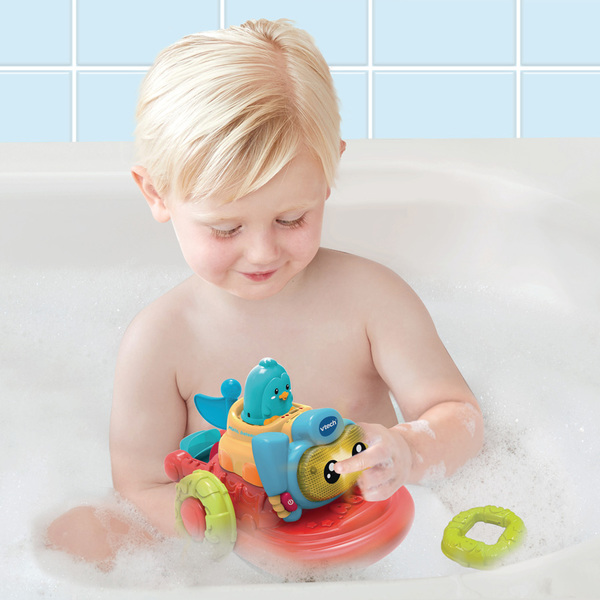 Jouet de bain Malo bateau sur l