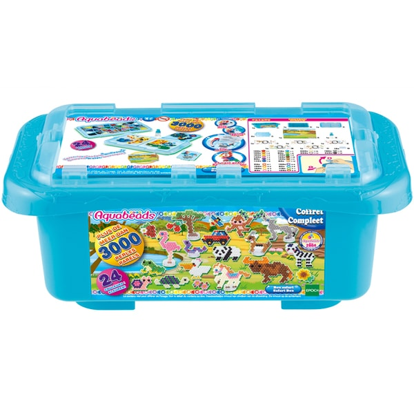 Aquabeads La Box Safari