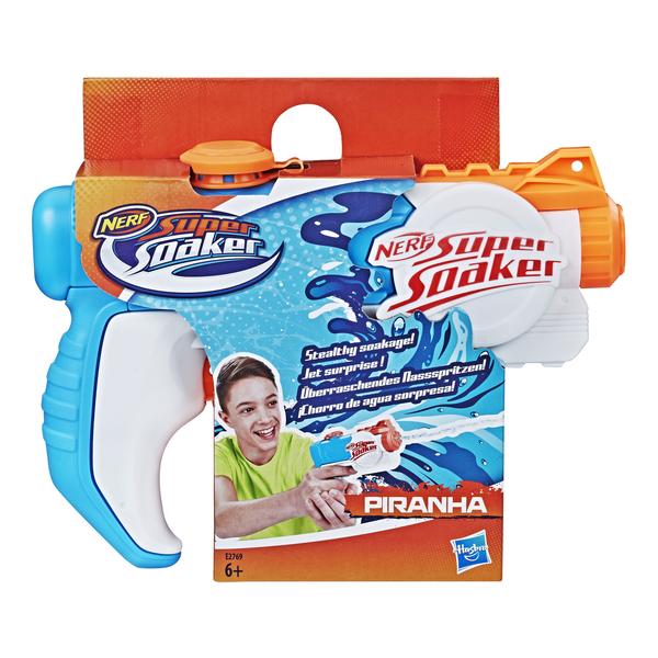 Pistolet à eau Nerf Super Soaker - Piranha