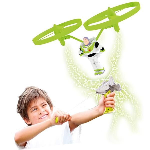 Figurine volante Helix Buzz l