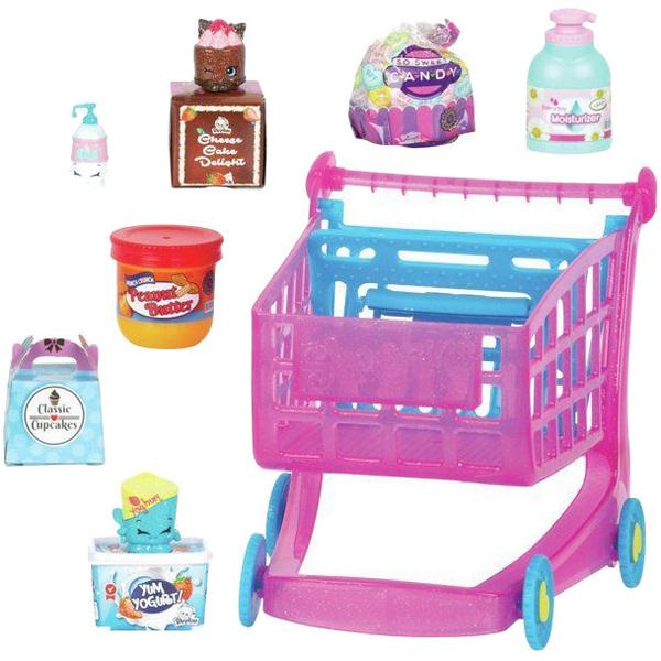 Shopkins 10 chariot