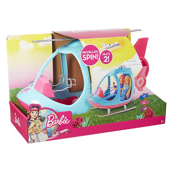 Barbie-Hélicoptère