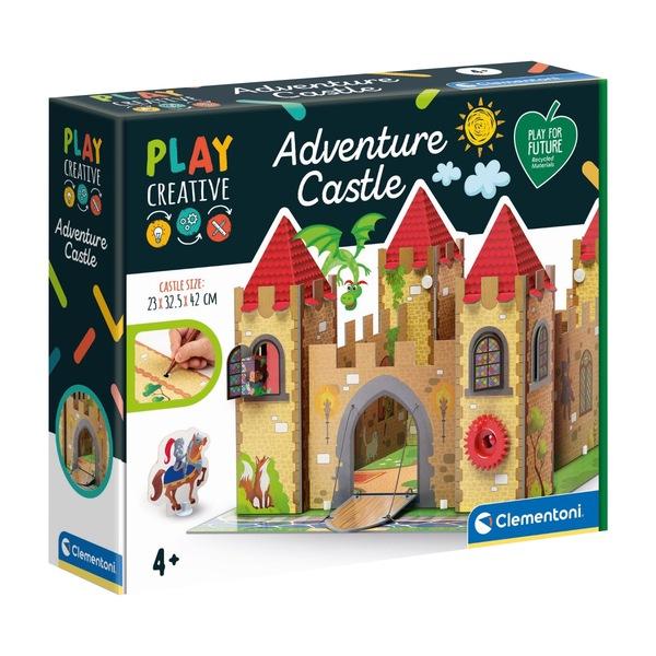 Construit ton château des aventures