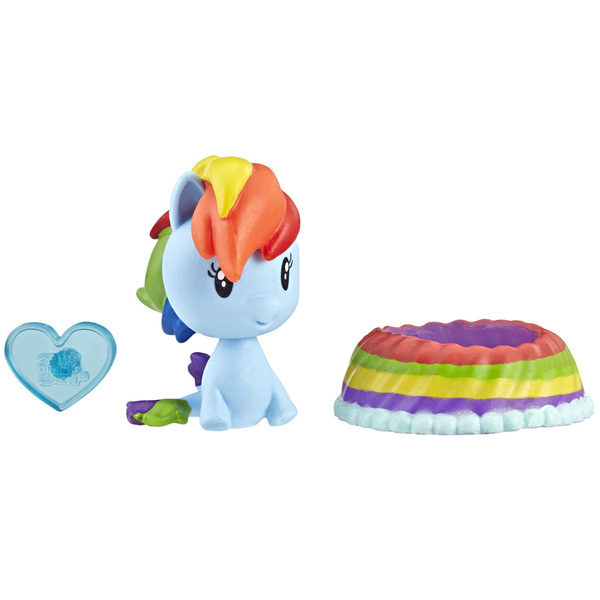My Little Pony Cutie Mark crew confettis surprise