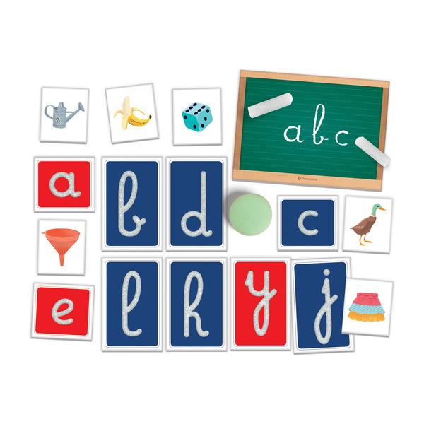 Montessori les lettres
