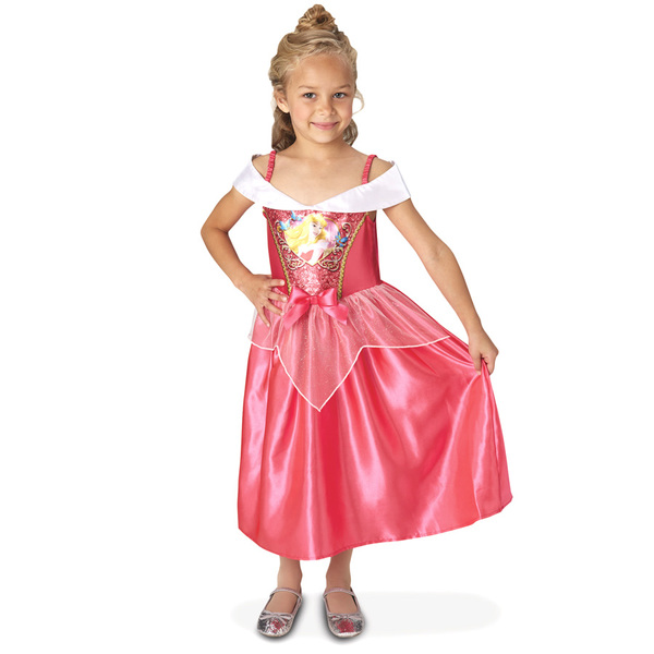 Sequins Ans Disney Aurore Princesses Robe 78 Rubie S Déguisement drQeWxBoC