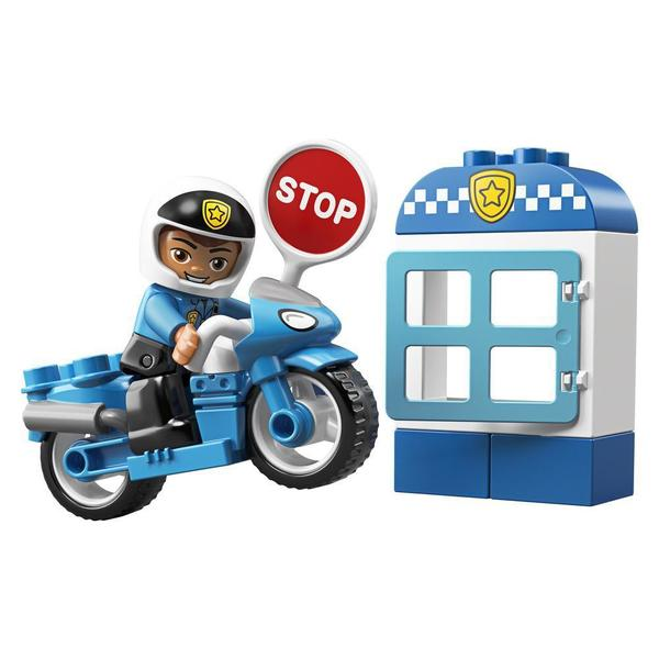 10900 - LEGO® DUPLO Ma ville La moto de Police
