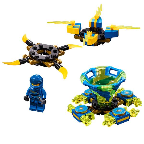 70660-LEGO® Ninjago Toupie Spinjitzu Jay