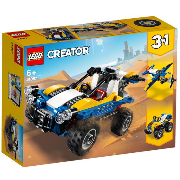 31087 - LEGO® Creator Le buggy des dunes