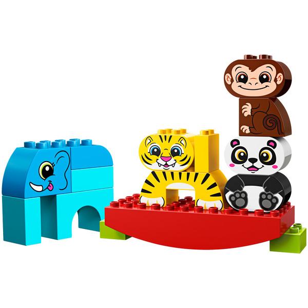 10884 - LEGO® DUPLO Ma première balançoire des animaux
