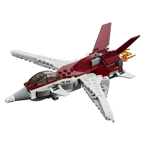 31086 - LEGO® Creator L'avion futuriste