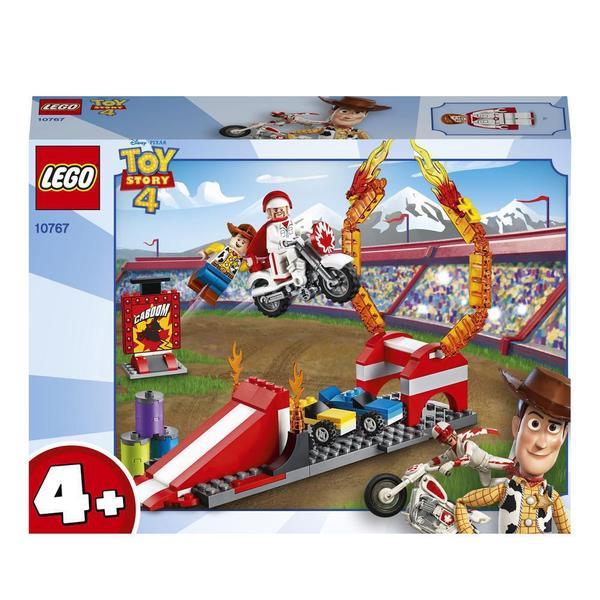 10767-LEGO® Toy Story 4 Disney Pixar le spectacle de cascades de Duke Caboom
