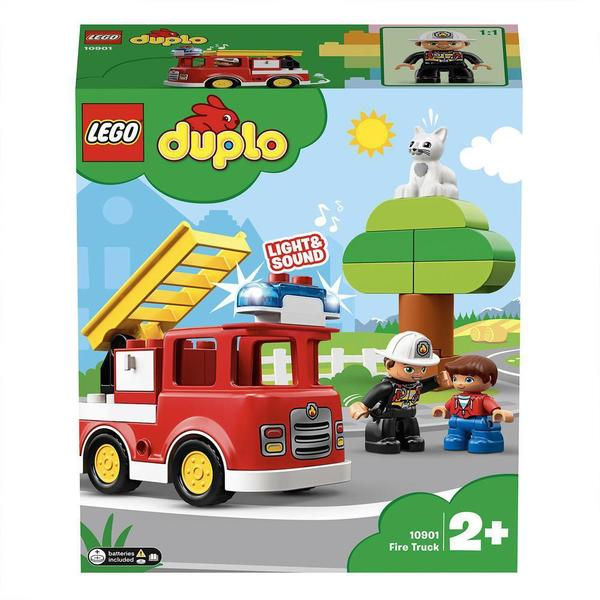 10901 - LEGO® DUPLO Ma ville Le camion de pompiers
