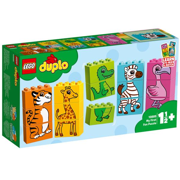 10885 - LEGO® DUPLO Mon premier puzzle amusant