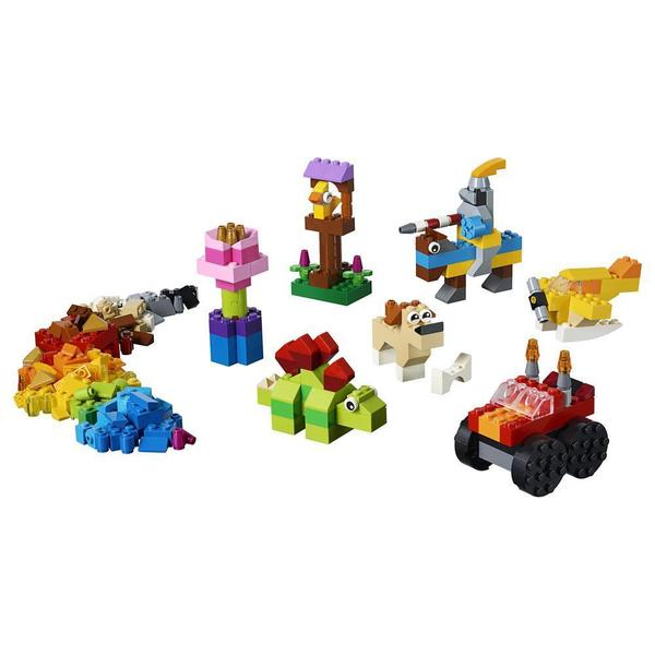 11002 - LEGO® Classic Ensemble de briques de base
