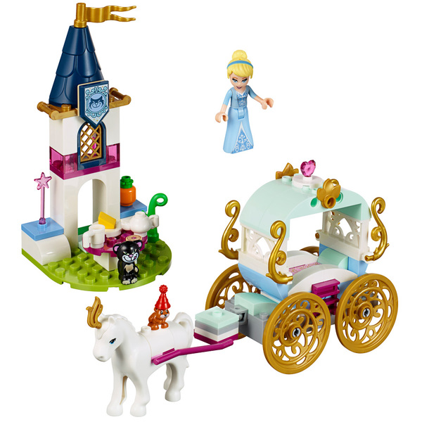 41159 lego disney princesses le carrosse de cendrillon