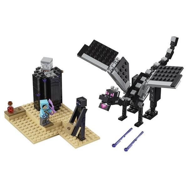 21151 - LEGO® Minecraft La bataille de l