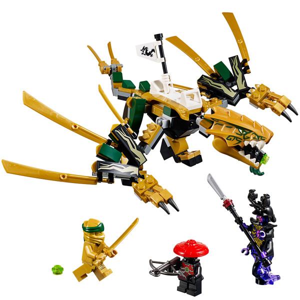 70666 - LEGO® NINJAGO Legacy Le dragon d