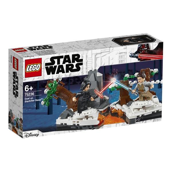75236-LEGO® Star Wars Duel sur la base Starkiller