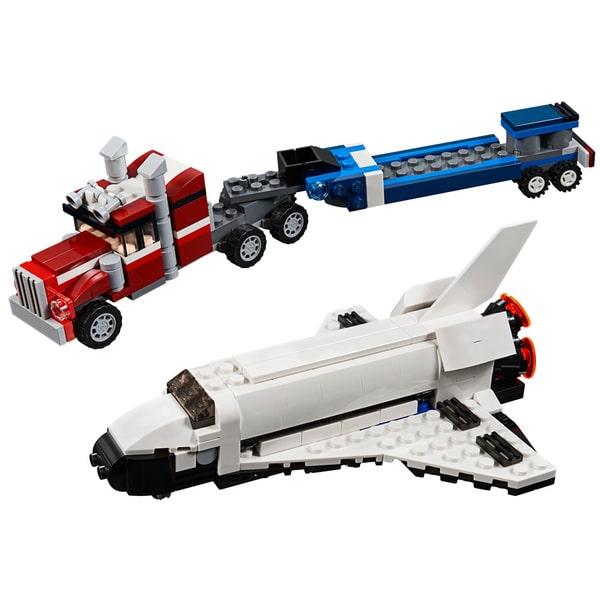 31091 - LEGO® Creator Le transporteur de navette