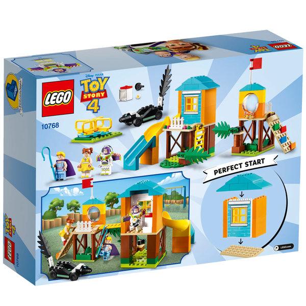 10768-LEGO® Toy Story 4 Disney Pixar l