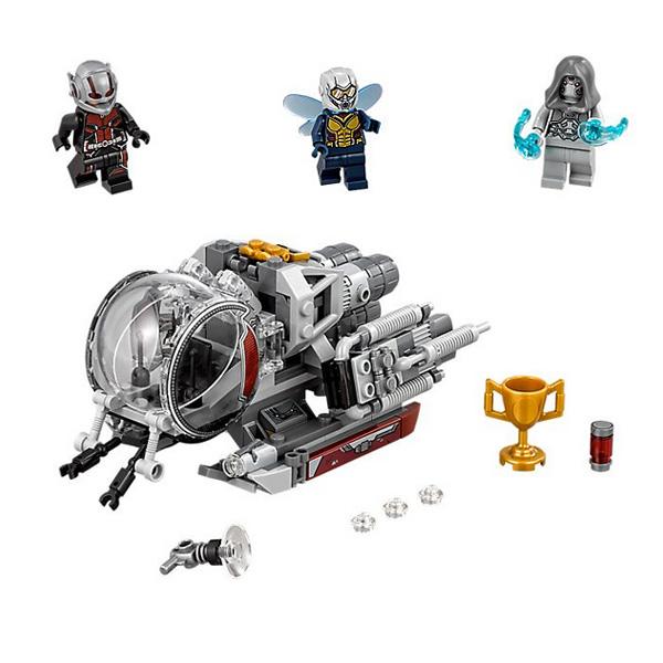 76109-LEGO® Marvel Super Heroes A la découverte de Quantum Realm