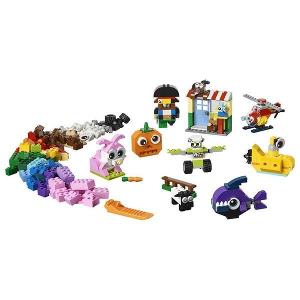 11003 - LEGO® Classic La boîte de briques et d'yeux