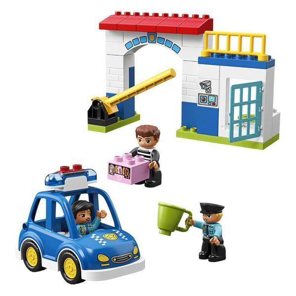 10902 - LEGO® DUPLO Ma ville Le commissariat de police