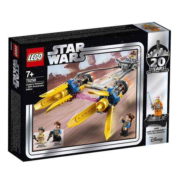 75258-LEGO® Star Wars Le Prodracer d