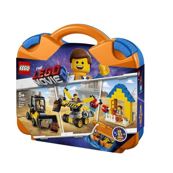 70832-LEGO® Movie 2 La boîte à construction d'Emmet