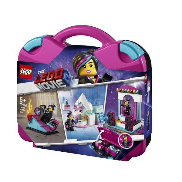 70833-LEGO® Movie 2 La boîte à construction de Lucy