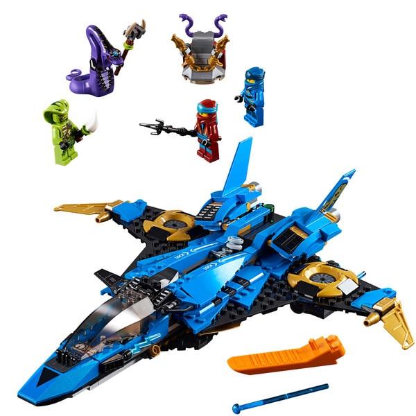 Legacy 70668 Jay Ninjago Lego® Supersonic De Le zUVpMS