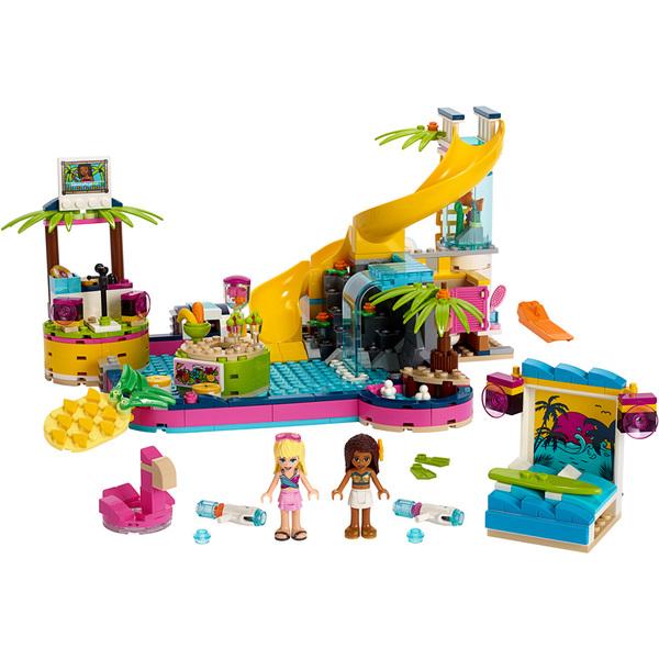 41374 - LEGO® Friends La soirée piscine d