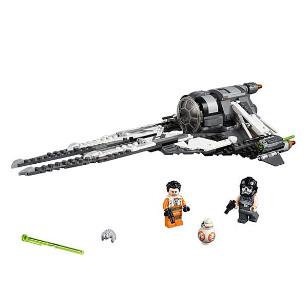 75242-LEGO® Star Wars Black Ace TIE Interceptor
