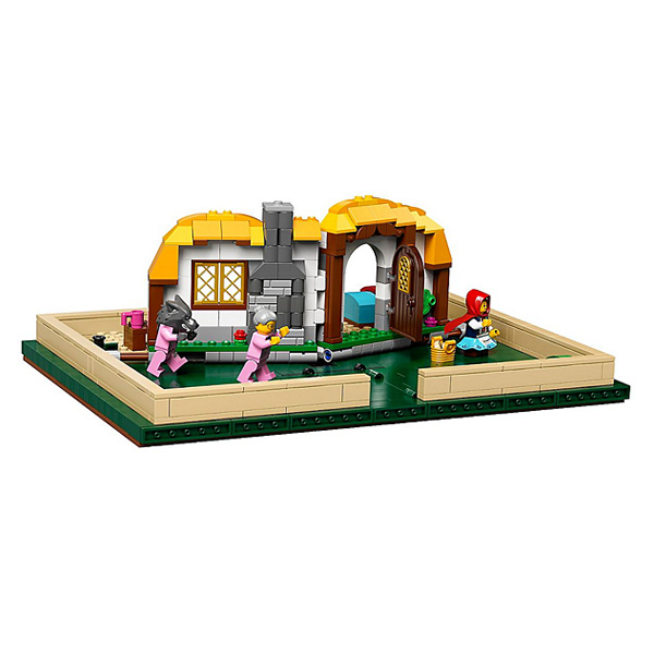 21315-LEGO® Ideas Livre pop-up