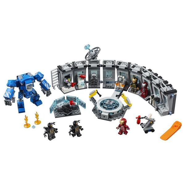 76125-LEGO® Marvel Avengers La salle des armures d