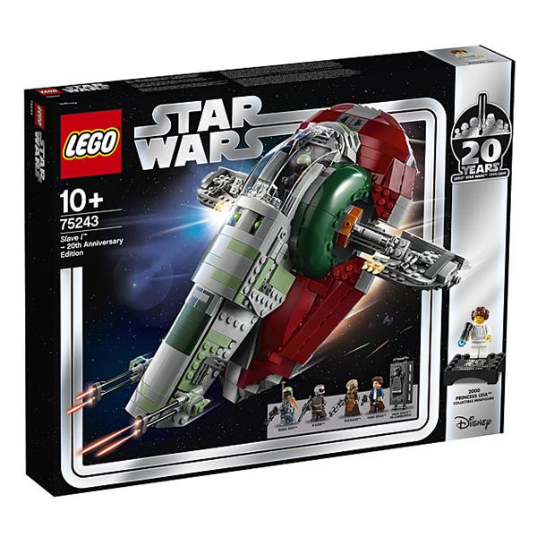 75243-LEGO® Star Wars Slave I 20 ème anniversaire