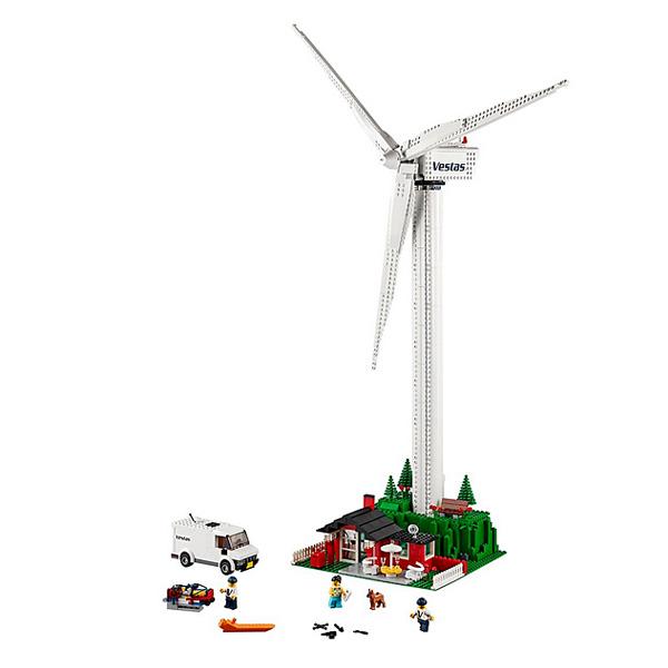 10268 Lego® Creator Vestas Expert L'éolienne f7yYb6g