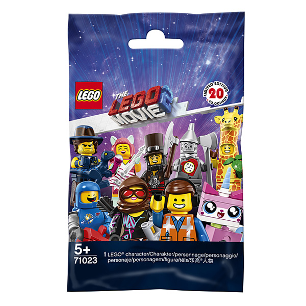 71023-LEGO® Movie 2 Figurine La Grande Aventure