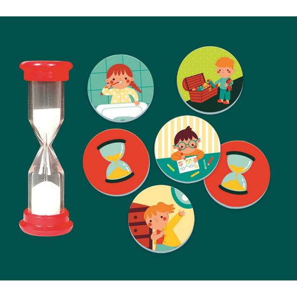 Tic Tac - Quelle heure est-il ?