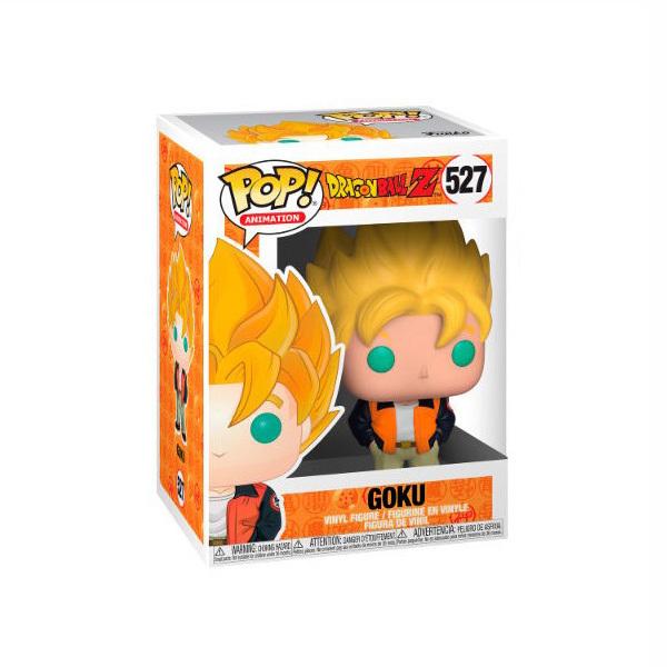 Figurine Goku tenue décontractée 527 Dragon Ball Z Funko Pop
