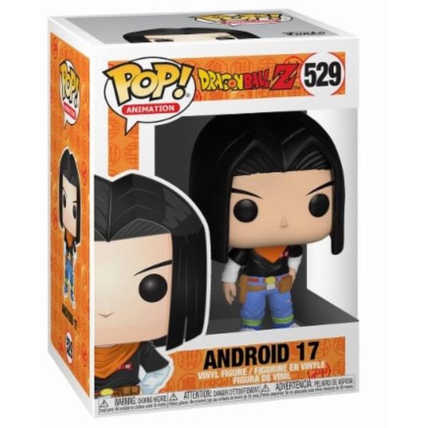 Figurine C-17 529 Dragon Ball Z Funko Pop