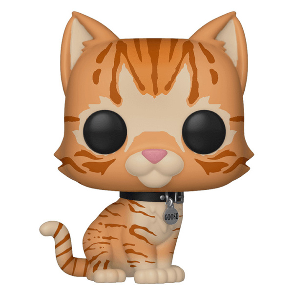 Funko Pop Captain Marvel-Figurine Goose le chat