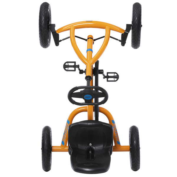 Kart à pédales Buddy B-Orange
