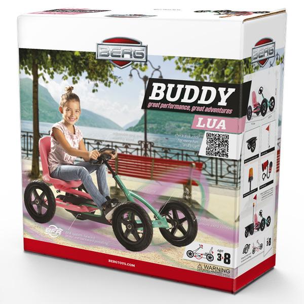 Kart à pédales Buddy Lua