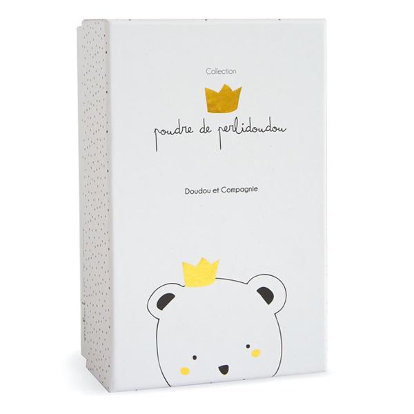 Boite à musique ours petit roi
