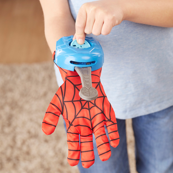 Gant Lance Disques - Spiderman