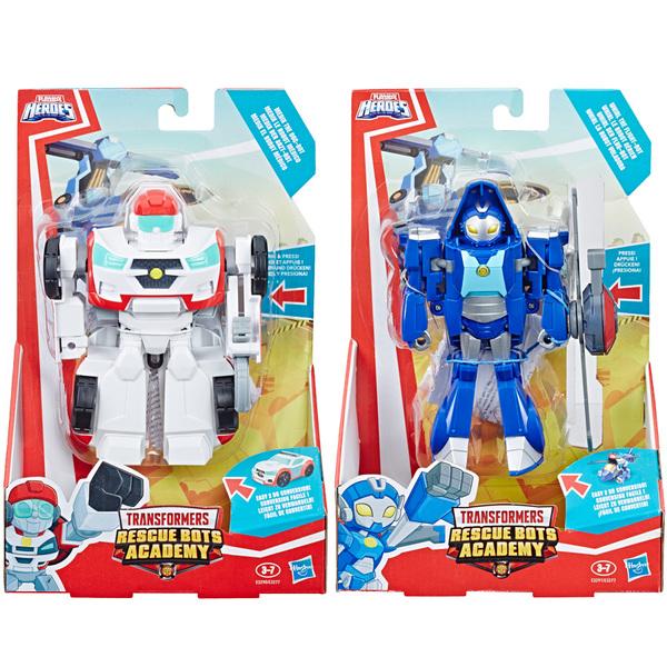 Transformers Rescue Bots Academy-Robot secouriste 2 en 1